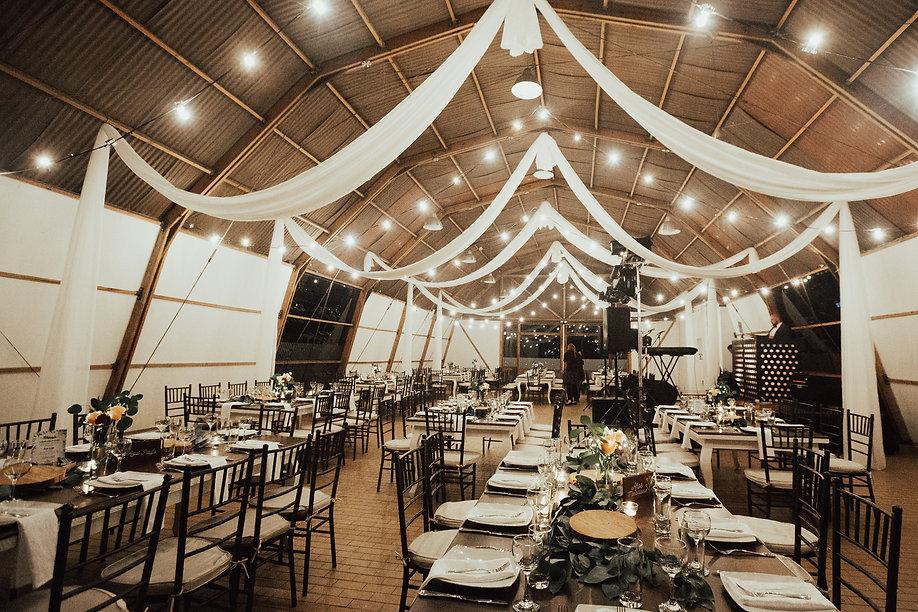 decoración boda Hacienda Guanata chia