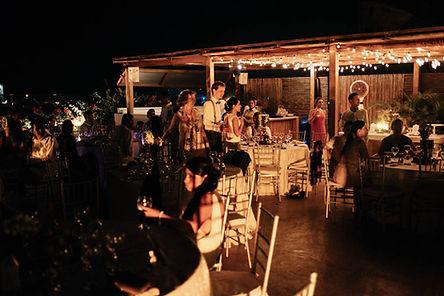 Recepcion Decoracion hotel movich cartagena bodas