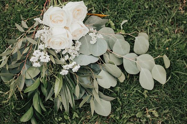 ramos de novia verdes
