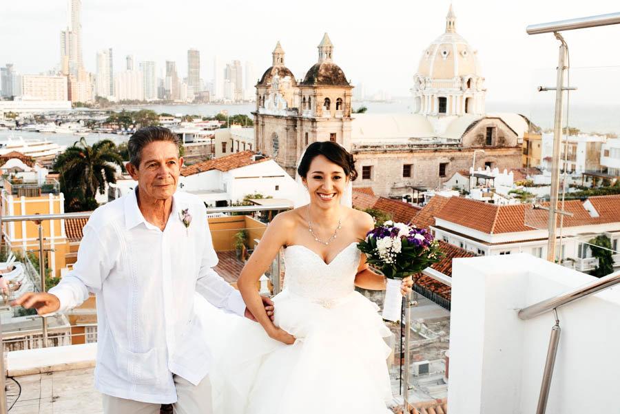 bodas cartagena, hotel movich