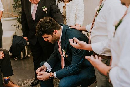 oración en las bodas