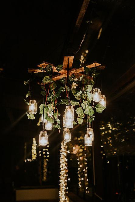 bombillos para bodas