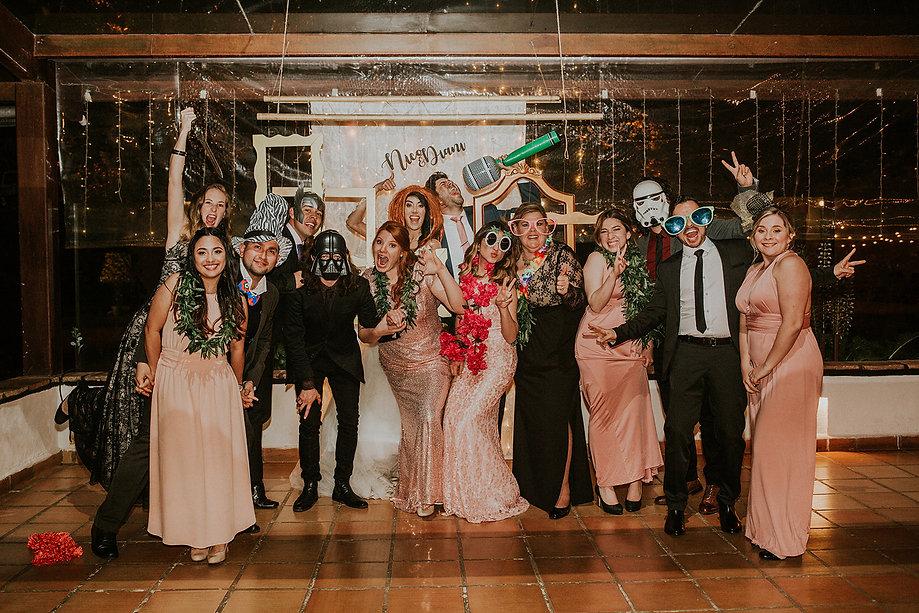 photobooth para bodas