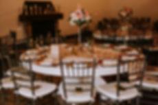 decoración de mesas bodas - El Retiro de San Juan - Bogotá