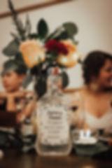 aguardiente en las bodas