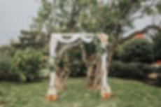 altar boda, Hacienda Guanata chia