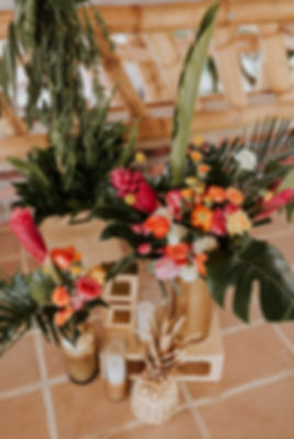 arreglos florales bodas ceremonia