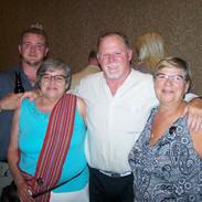 Scott, Sue, Hank & Eveline