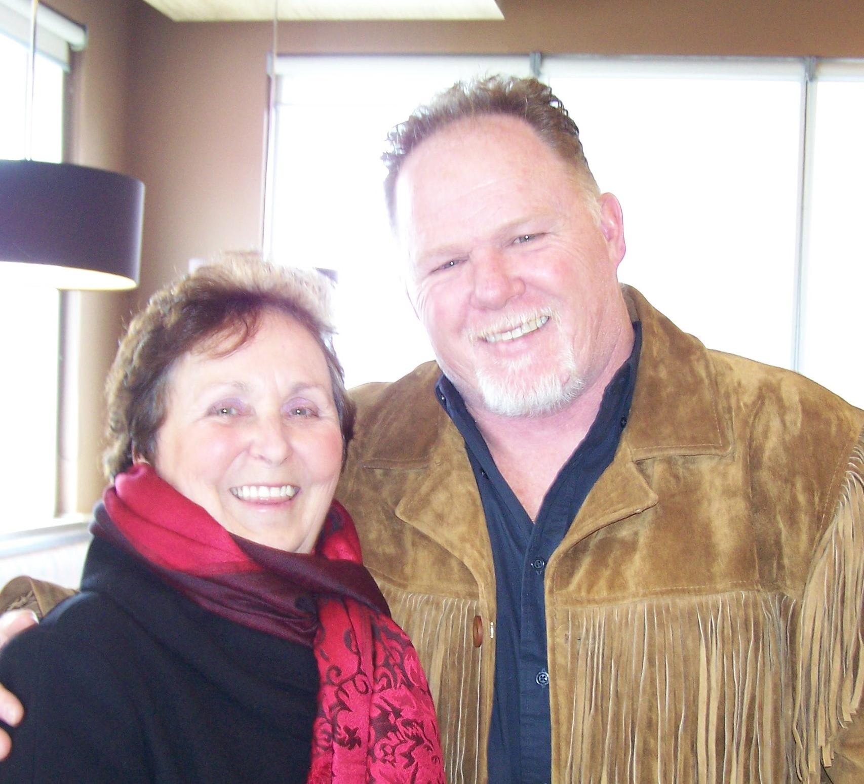 Yvonne Jensen & Hank