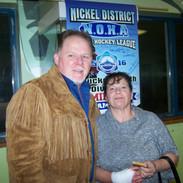 Hank & Barbara Gingras Rusk