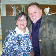 Paulette Gervais & Hank
