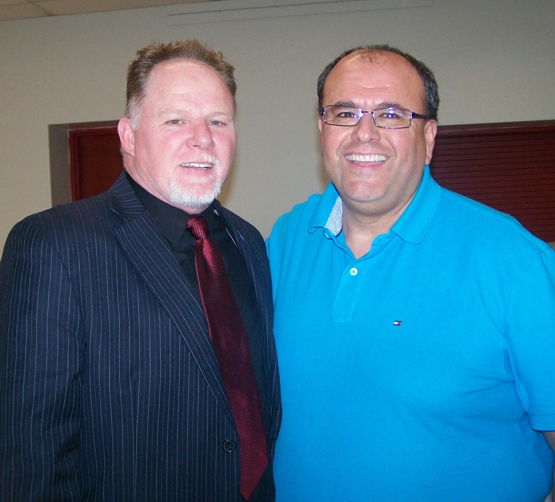 Hank & Tony Muscat