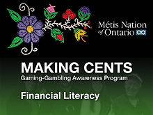 Making Cents Financial Literacy PPT cove