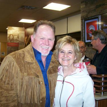 Hank &Christine Acton