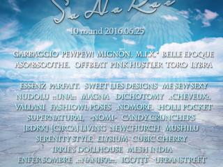 SaNaRae 10Round 2016.06.25