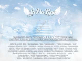 SaNaRae 6 Round 2016 02.25 - Heavenly, SaNaRae (wings of Angel)
