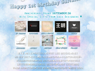 SaNaRae 1st year anniversary (13Round)