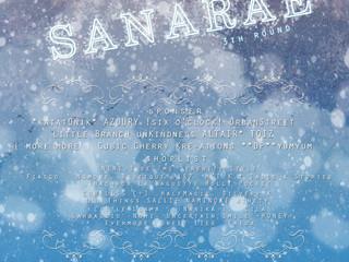 SaNaRae 3 Round 2015 11 25 - Faint,Dreamy Winter