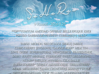 SaNaRae 9 Round 2016.05.25