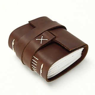 Chunky Leather Journal