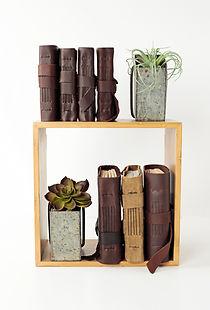 Handmade leather journals, sketchbooks,diaries