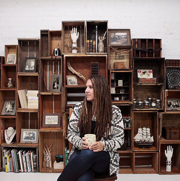 Minnesota Leather Worker, Nicole Aufderhar, Wayfaring Goods