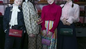Gucci Celebrates New Zumi Bag in Chicago