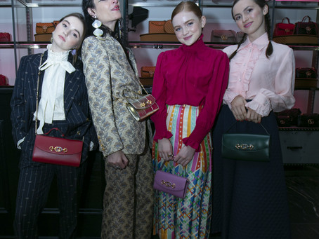 Gucci Celebrates New Zumi Bag in Chicago