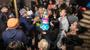 SIGHTING: Chance the Rapper Celebrates Birthday at TAO