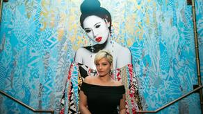SIGHTING: Bebe Rexha Stops by TAO
