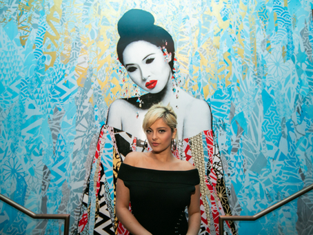 SIGHTING: Bebe Rexha Stops by TAO