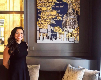 Chicago's Queen of Tape Makes Her Mark in the St. Jane Hotel