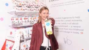 Chicago Gets a Little Sweeter Thanks to Maria Sharapova