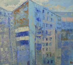 Голубые города (орг., м., 2015)