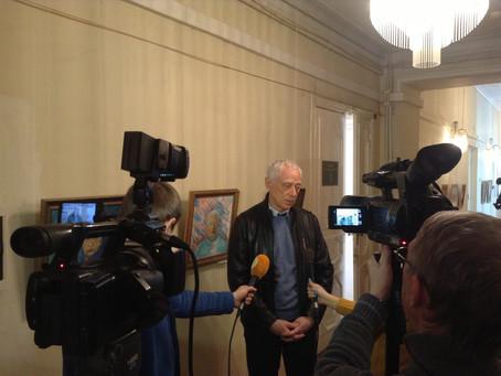 Для выставки «Портрет» в Рязани были собраны работы девяти художников