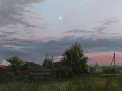 45_Вечер. Ярустово-к.м.45х60 3013 г..jpg