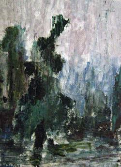 Ливень (ЭЛ 2011 21х28) - 2