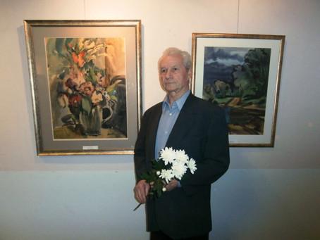 Рязанский дизайнер отметил свой юбилей очередной выставкой