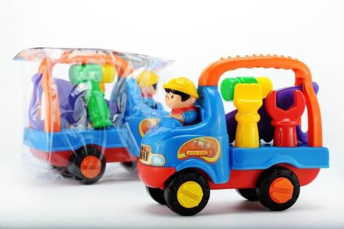 משאית כלי עבודה