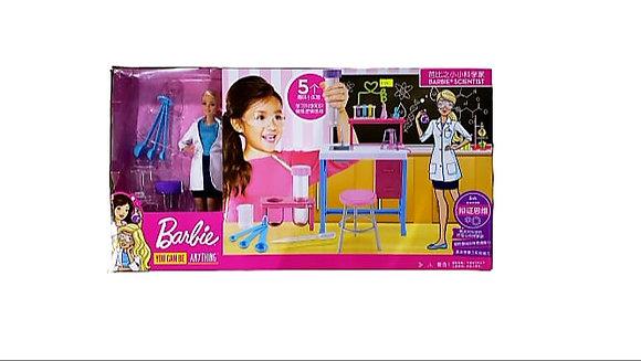 בובת ברבי מעבדה