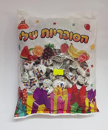 סוכריות יום הולדת שמח 500 גרם