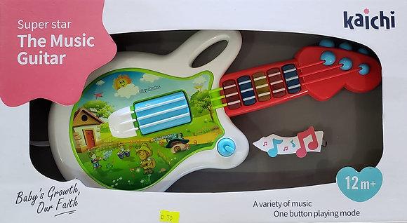 גיטרה לתינוקות