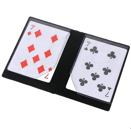 קסם קלפים שביעיות