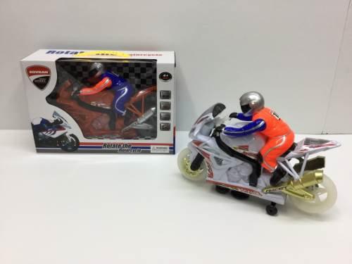 אופנוע עם סוללות