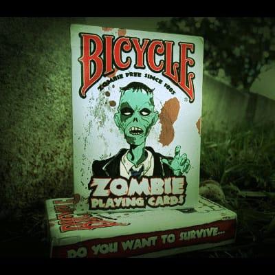 קלפיי בייסיקל Zombie