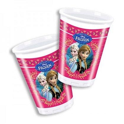 כוסות אנה ואלזה