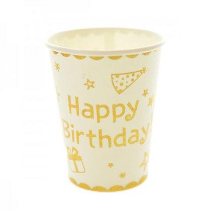 כוסות יום הולדת
