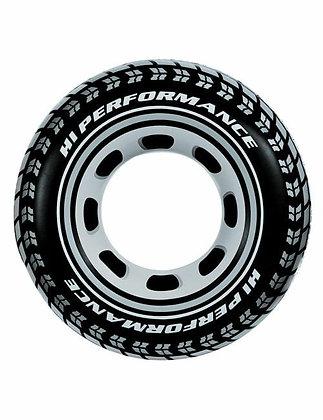 """גלגל טייר שחור 90 ס""""מ"""
