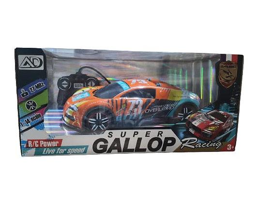 מכונית על שלט