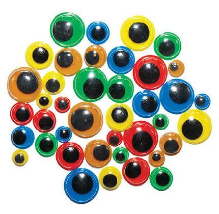 עיניים צבעוניות